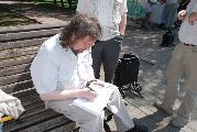 Автограф-сессия. Виктор Куллэ