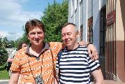 Алексей Остудин и Александр Кабанов