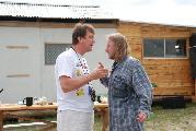 Алексей Остудин и Андрей Семёнов