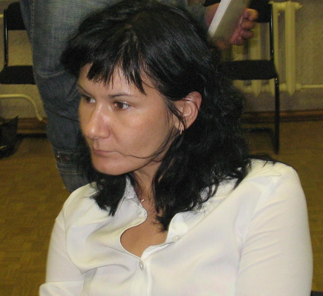 Анна Асеева